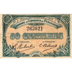 Périgueux - Pirot 98-12 - 50 centimes - 01/10/1915 - Etat : TB