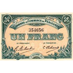 Périgueux - Pirot 98-13 - 1 franc - 01/10/1915 - Etat : SPL