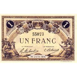 Périgueux - Pirot 98-18 - 1 franc - 24/06/1916 - Etat : SPL