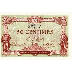 Périgueux - Pirot 98-22 - 50 centimes - 05/11/1917 - Etat : NEUF
