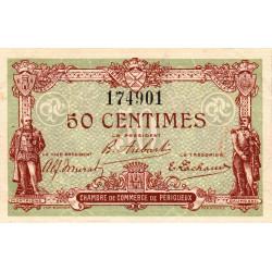 Périgueux - Pirot 98-22 - 50 centimes - 05/11/1917 - Etat : SUP+