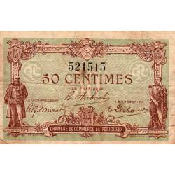 Périgueux - Pirot 98-22 - 50 centimes - 05/11/1917 - Etat : B+
