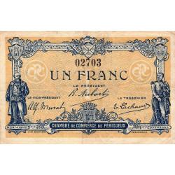 Périgueux - Pirot 98-23 - 1 franc - 05/11/1917 - Etat : TB