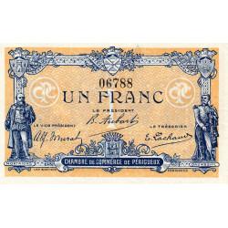 Périgueux - Pirot 98-23 - 1 franc - 05/11/1917 - Etat : SUP