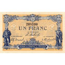 Périgueux - Pirot 98-23 - 1 franc - 05/11/1917 - Etat : SUP+