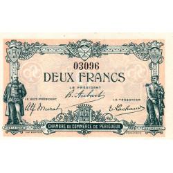 Périgueux - Pirot 98-24 - 2 francs - 05/11/1917 - Etat : pr.NEUF