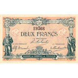 Périgueux - Pirot 98-24 - 2 francs - 05/11/1917 - Etat : SUP+
