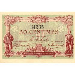 Périgueux - Pirot 98-25 - 50 centimes - 13/06/1920 - Etat : NEUF