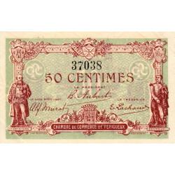 Périgueux - Pirot 98-25 - 50 centimes - 13/06/1920 - Etat : SUP+