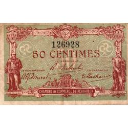 Périgueux - Pirot 98-25 - 50 centimes - 13/06/1920 - Etat : B+