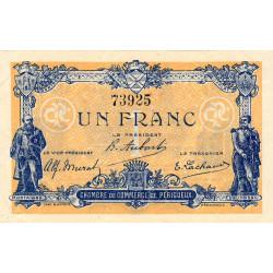 Périgueux - Pirot 98-26 - 1 franc - 13/06/1920 - Etat : SUP+