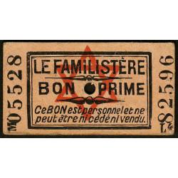 51 - Reims - Le Familistère - Bon prime - Etat : SUP