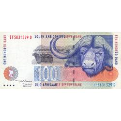 Afrique du Sud - Pick 126b - 100 rand - 1999 - Etat : TTB+