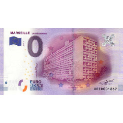 13 - Marseille Cité radieuse - 2016-2 - Etat : NEUF