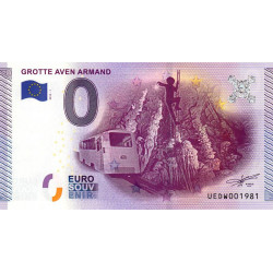 48 - Grotte Aven Armand - 2015-1 - Etat : NEUF