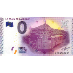 64 - Le Train de la Rhune - 2015-1 - Etat : NEUF