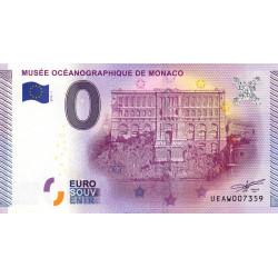98 - Musée Océanographique Monaco - 2015-1 - Etat : NEUF