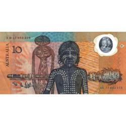Australie - Pick 49b - 10 dollars - 1988 - Polymère commémoratif - Etat : TB+