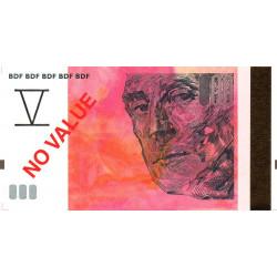 Ravel - Format 5 euros - DIS-06-A-03 - Etat : NEUF