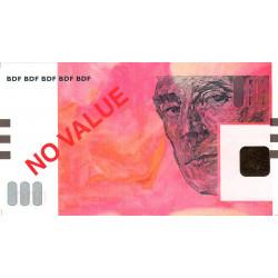 Ravel - Format 50 euros - DIS-06-B-01 - Etat : NEUF
