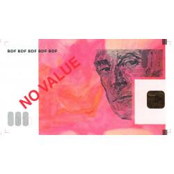 Ravel - Format 100 euros - DIS-06-B-02 - Etat : NEUF
