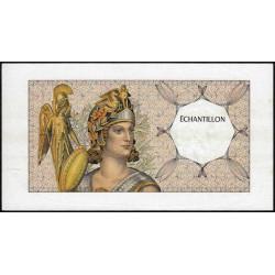 Athena à gauche - Format 200 francs MONTESQUIEU - DIS-03-A-03 - Etat : SUP