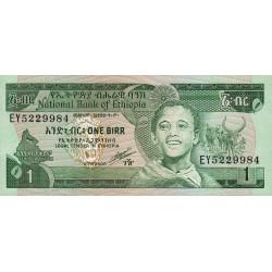 Ethiopie - Pick 41b - 1 birr - 1991 - Etat : NEUF