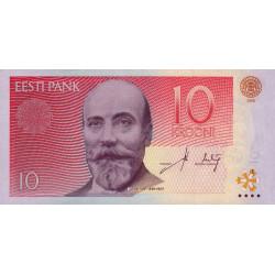 Estonie - Pick 86a - 10 krooni - 2006 - Etat : NEUF
