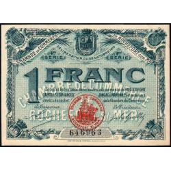 Rochefort-sur-Mer - Pirot 107-16 - 1 franc - 4me Série - 28/10/1915 - Etat : SUP+ à SPL