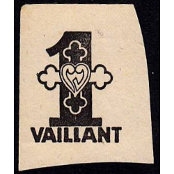 Billet de 1 vaillant - 1ère série /A - 1935-1945 - Etat : SUP