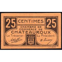 Chateauroux - Pirot 46-33-A - 25 centimes - Etat : pr.NEUF