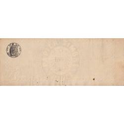 Droit proportionnel - 1886 - 10 centimes - Etat : TTB