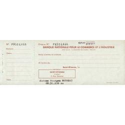 Banque Nationale pour le Commerce et l'industrie - 1960 - Etat : SPL