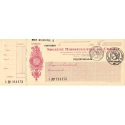 Société Marseillaise de Crédit - 1933 - Etat : TTB+