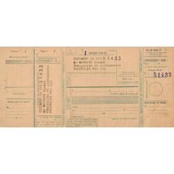 Chèque Postal - 1946 - Etat : SUP