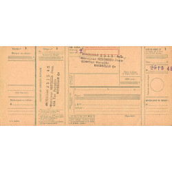 Chèque Postal - 1956 - Etat : SUP