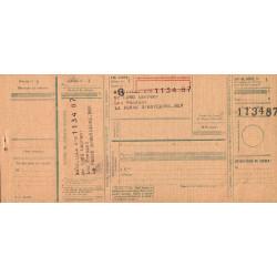 Chèque Postal - 1956 - Etat : TTB+