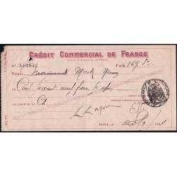 Crédit Commercial de France - 1931 - Etat : TB