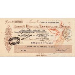 Banque de France Aix - 1926 - Etat : TTB