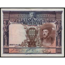 Espagne - Pick 70c - 1'000 pesetas - 1936 - Sans série - Etat : TTB+