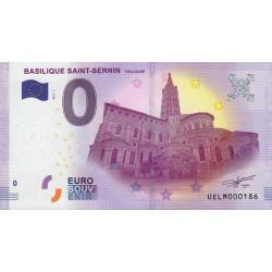 31 - Basilique Saint-Sernin - 2017-1 - Etat : NEUF