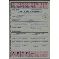 Rationnement - Grossesse - 1947 - Etat : SUP+