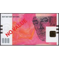 Ravel - Format 50 euros - DIS-06-B-01 - Etat : pr.NEUF