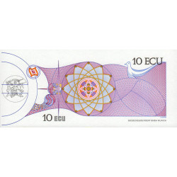 Espagne - Seville - 10 ecu - 1992 - Etat : NEUF