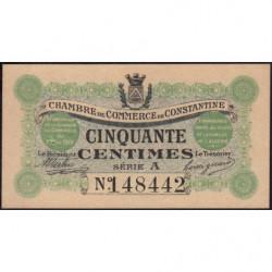 Algérie - Constantine 140-1a - 1 franc - Série A - 01/05/1915 - Etat : SUP