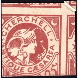 Algérie - Cherchell 1 - 0,05 franc - 1916 - Belle variété - Etat : NEUF