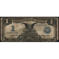 Etats Unis d'Amérique - Pick 338c - 1 dollar - 1899 - Etat : AB