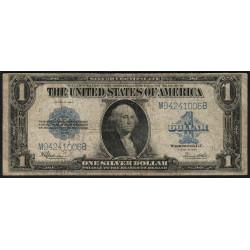 Etats Unis d'Amérique - Pick 342 - 1 dollar - 1923 - Etat : TB-