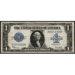 Etats Unis d'Amérique - Pick 342 - 1 dollar - 1923 - Etat : TB+
