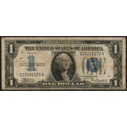 Etats Unis d'Amérique - Pick 414 - 1 dollar - 1934 - Etat : TB-